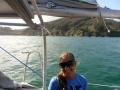 Isa y Willy-desde velero